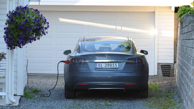 Norwegens Liebe zum Elektroauto